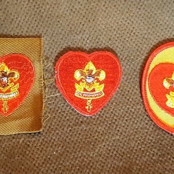 Saturday Evening Scout Post Various Patches From the Past - Medals Pins and Badges