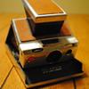 1972 Polaroid SX-70 Folding Camera