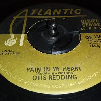 45 RPM SINGLE....#229 - Records