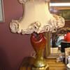 maybe loetz lamp?