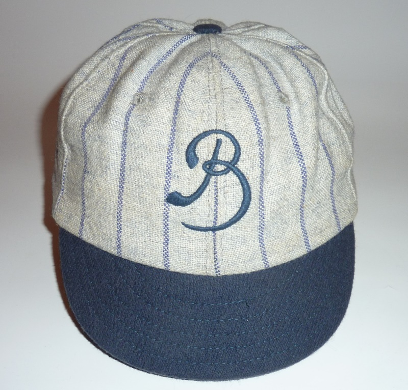 9fd8aacf Vintage Wool and Felt Baseball Caps | Collectors Weekly