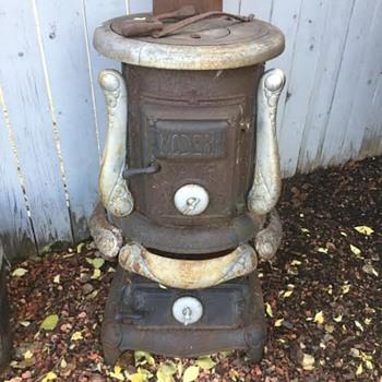 Modern No.116 heater