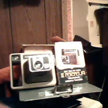 Kodamatic Pleasure II Camera - Cameras