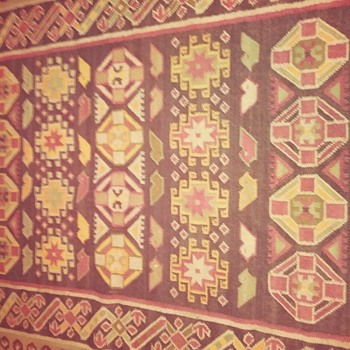 Handmade rug tribal - Rugs and Textiles