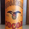 """Ghirardelli cocoa """"tin"""""""