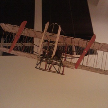6FT Wright Brothers Glider Plane