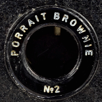 Portrait Brownie No.2