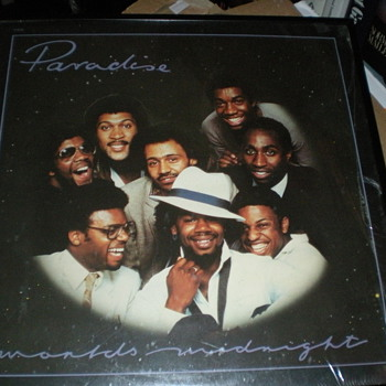 Rare : Paradise On Onyx Shrink Near Mint - Records