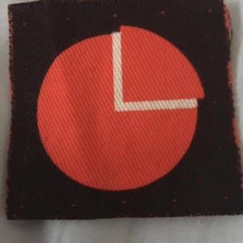 Unknown Military Patch - Military and Wartime
