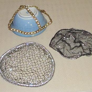 Victorian Ladies Headpieces