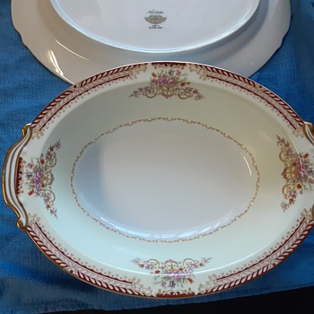 My grandmother's Noritake from occupied japan  - China and Dinnerware