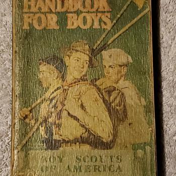 Boy Scouts stuff. - Books