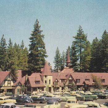 Lake Arrowhead Village Postcard #2 - Postcards