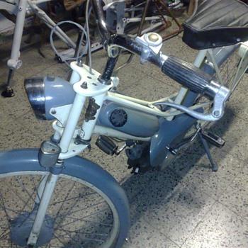 Peugeot Bima 49cc - Motorcycles