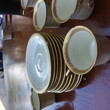 Rosenthal demitasse collection mystery - China and Dinnerware
