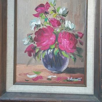 F. Biliotti painting. I heart it! - Fine Art