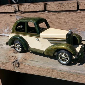 1939 bentley - Model Cars