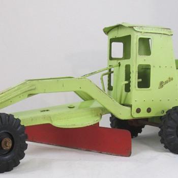 Lincoln Road Grader  - Toys