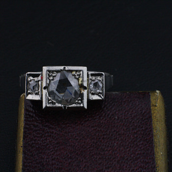Art Deco Ring - Fine Jewelry