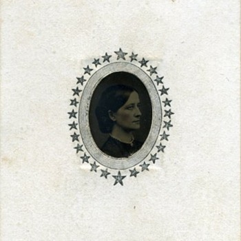 Two 1860s Gem Tintypes Associated with Simon Wing - Photographs