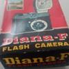 Diana-F Flash Camera