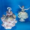 D Original Germany set of 2 figurines