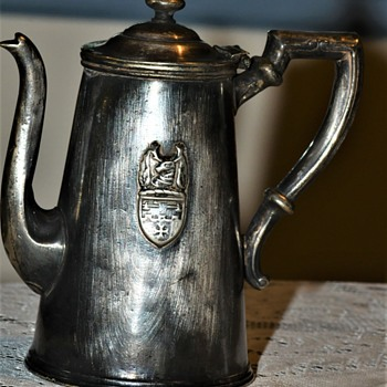 Teapot ID? - Silver