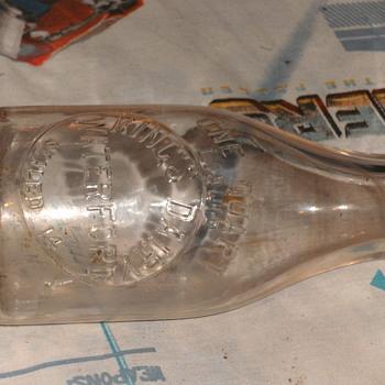 King's Dairy - Bottles