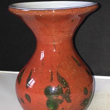 Vintage vase - Art Glass