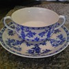 antique nippon cobalt blue ware late 1800s