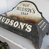 Hudson's Soap Puppy Water Dish (and other Advertising Items)