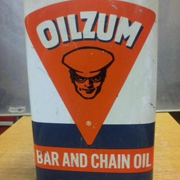 oilzum bar and chain oil - Petroliana
