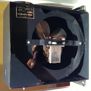 Emerson-Electric fan.