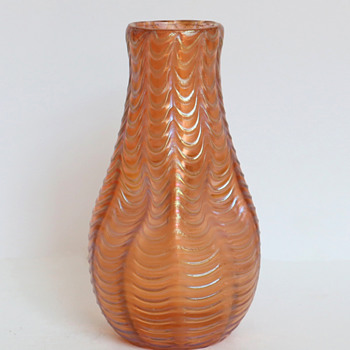 Loetz Aeolus Vase, c.1902 - Art Glass