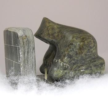 DIMU, Soapstone Carving, 20 Century - Fine Art