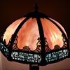 Slag Lamp