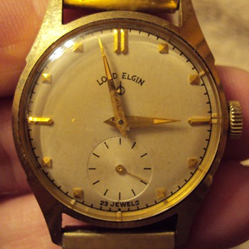 Lord Elgin 1962 - Wristwatches