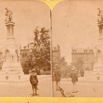 Public Garden, Boston - Photographs