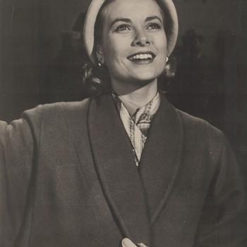 Grace Kelly Promo Photo (1955)