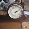 Vintage Plymouth Mantel Clock