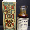 Seven Barks Antique Labeled Bottle with Box