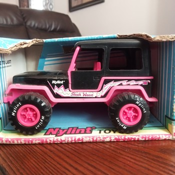 Nylint Toys - Model Cars