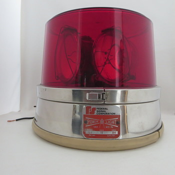 Emergency Power Light - Classic Cars