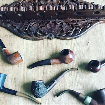 Vintage Briar Pipes - Tobacciana