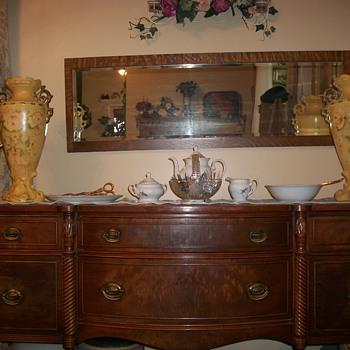 Dining room set - Furniture