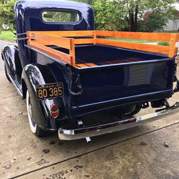1937 Chevrolet pickup truck  - Classic Cars