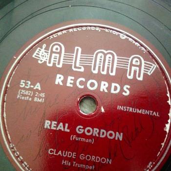 """Claude Gordon """"The Real Gordon"""""""