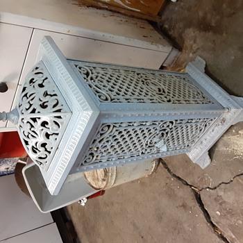 Vintage Belgian palor stove - Victorian Era