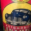 Western Auto Wizard paint can 1940's NOS