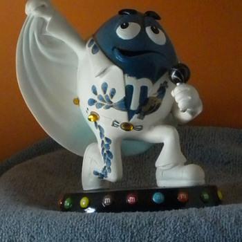 Elvis M & M Figurines - Figurines